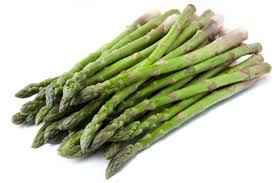 "Asparagus back in season; Baby ""Love"" Beets are also available"