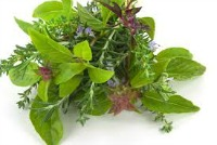 Generous sized bunches of Herbs
