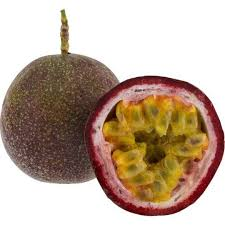 Passion Fruit is the latest new season fruit; one more week until strawberries