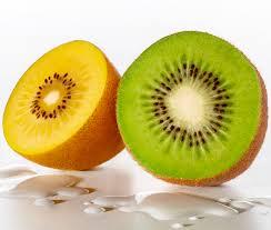 green and gold kiwi