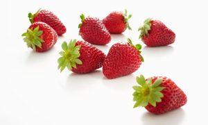 Queensland strawberries: 2 punnets for $6; 3 punnets for $8