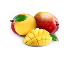 Mangoes & Nectarines (both yellow & white are available)