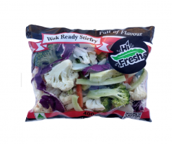 New Product: Wok Ready Stir Fry Pack