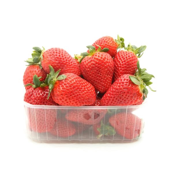 Local strawberries available again 3 punnets for $8.90
